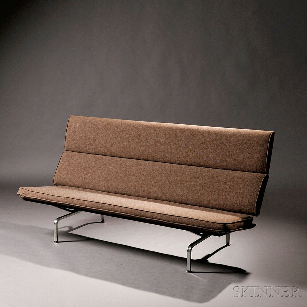 Superb Charles And Ray Eames Compact Sofa Sale Number 2737B Lot Forskolin Free Trial Chair Design Images Forskolin Free Trialorg