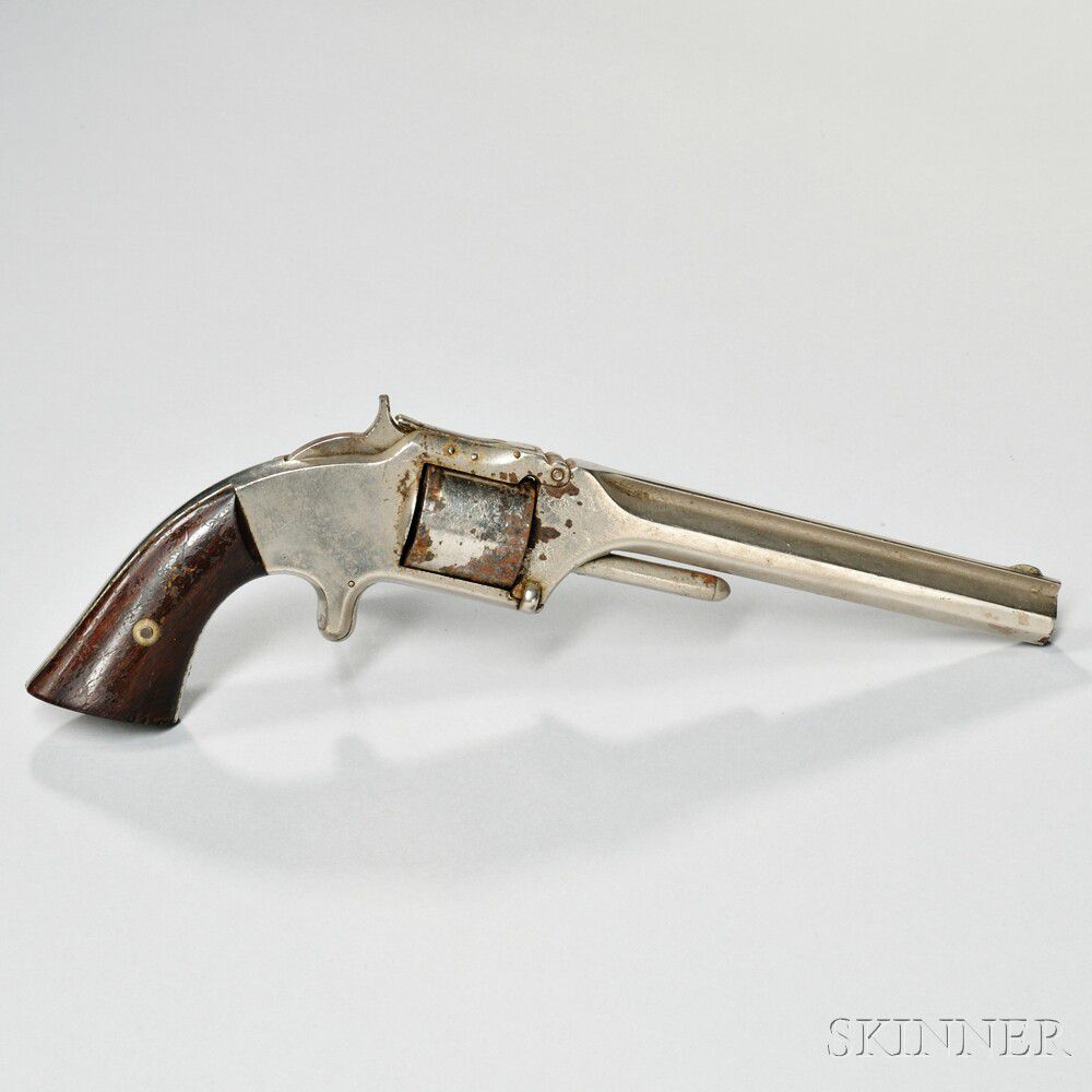 Smith and Wesson Model No  2 Old Model Revolver | Sale