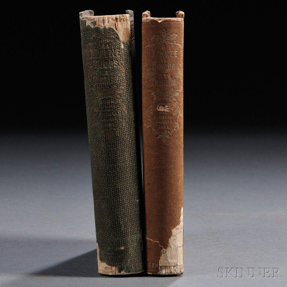 Thoreau, Henry David (1817-1862) The Maine Woods