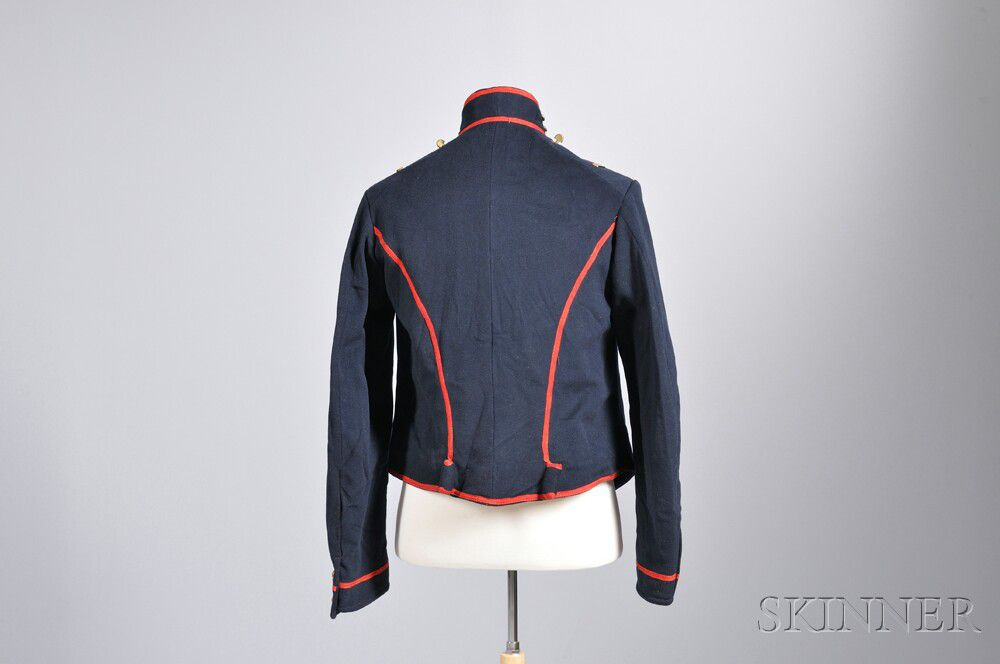 Size Four Civil War Artillery Shell Jacket   Sale Number 2856M, Lot