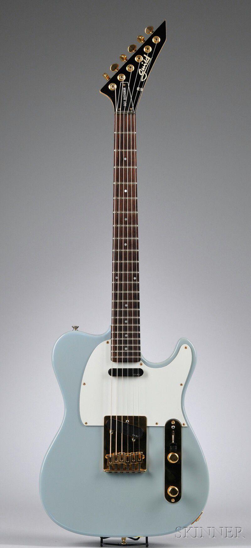 american electric guitar guild guitars westerly 1986 prototype roy buchanan signature model. Black Bedroom Furniture Sets. Home Design Ideas