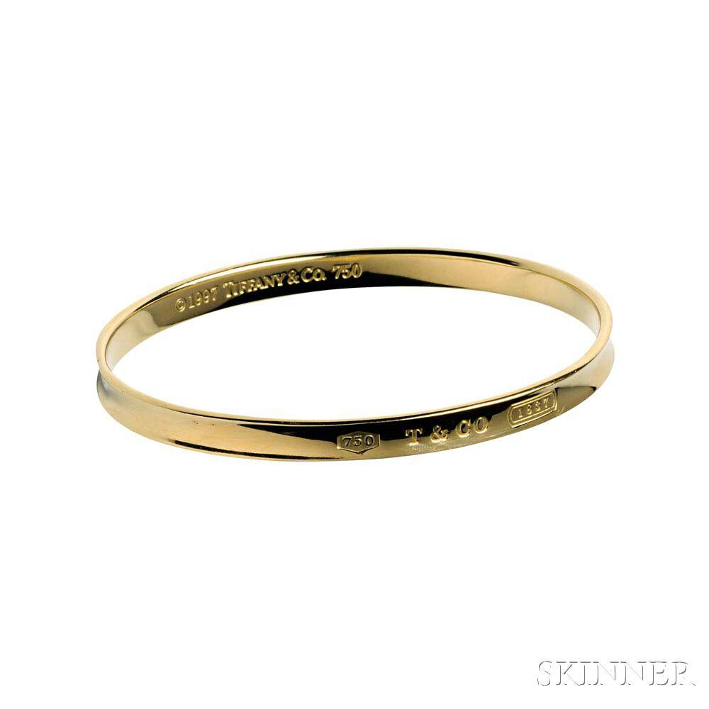 a77b261687596 18kt Gold Bracelet, Tiffany & Co. | Sale Number 2963T, Lot Number ...