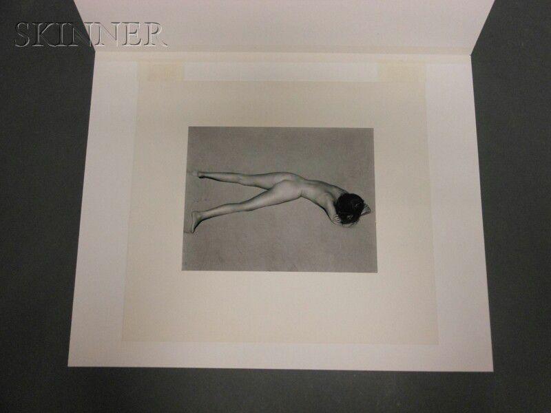 Nude, Charis Wilson (Getty Museum)