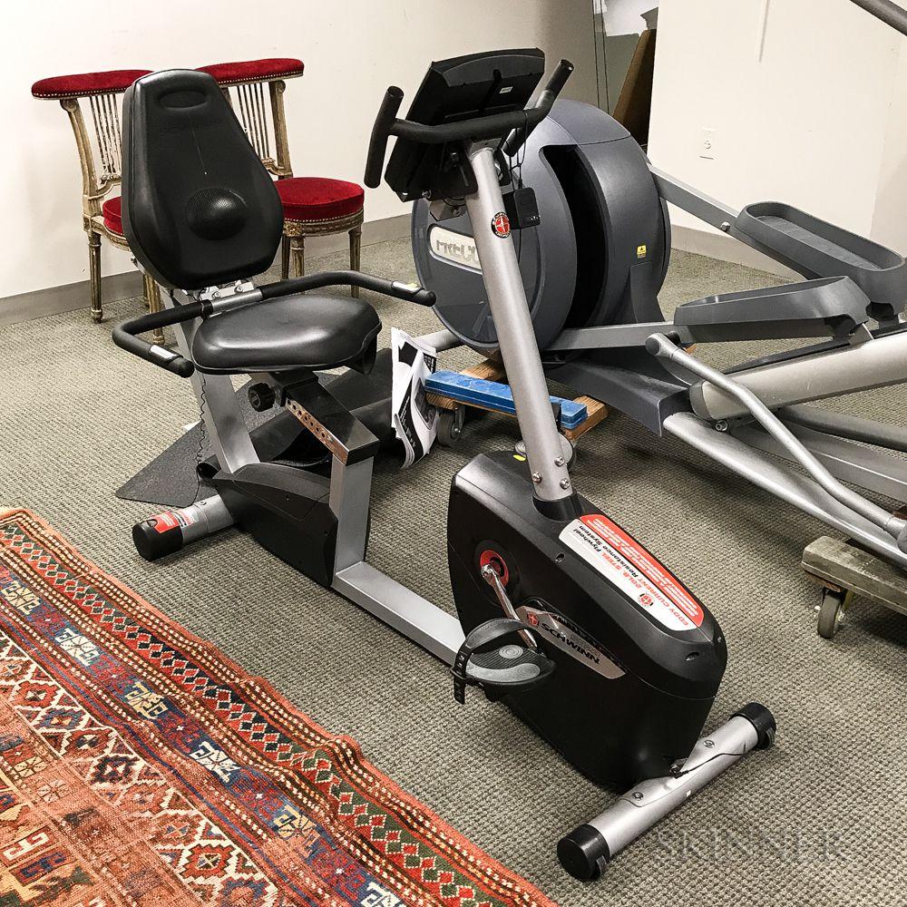 eb35ac5d7ea Schwinn BioDyne Performance System Exercise Bicycle. | Sale Number ...