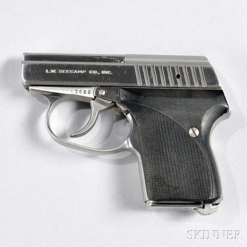Seecamp Automatic Pistol | Sale Number 2946M, Lot Number 534