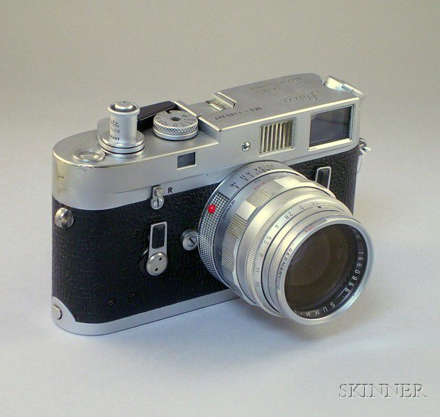 Leica M4 Camera No  1189347 | Sale Number 2383, Lot Number