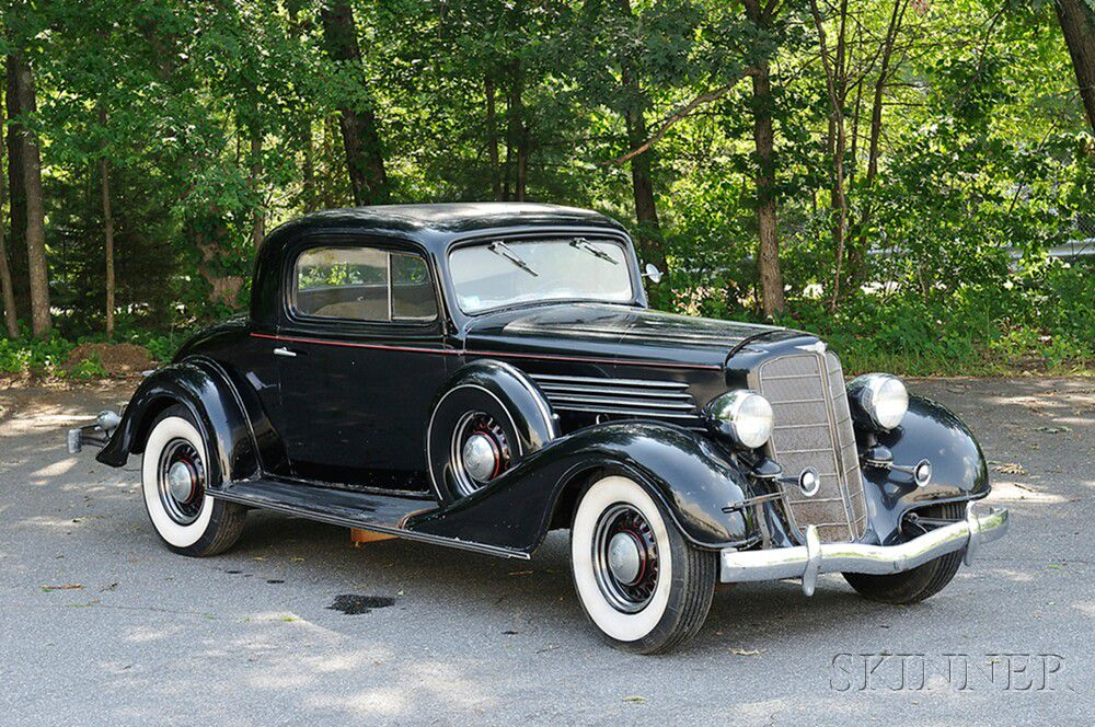 1935 Buick Series 60 Sport Coupe Sale Number 2744m Lot 300 Rhskinnerinc: 1935 Buick Vin Location At Gmaili.net