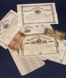 (American Judaica) Group of Confederate States of America Loans