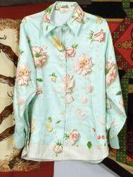 Lady's Silk Shirt