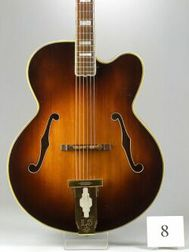 American Archtop Guitar, Gibson Incorporated, Kalamazoo, 1948, Model L5P
