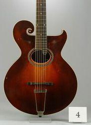 American Archtop Guitar, Gibson Mandolin-Guitar Company, Kalamazoo, c. 1915
