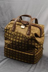 Two Luggage Items, Chanel