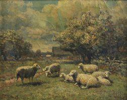 George Arthur Hays (American, 1854-1945)      Springtime