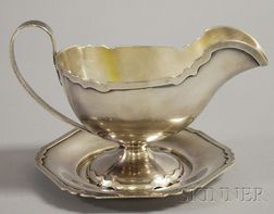 Shreve & Co. Sterling Gravy Set