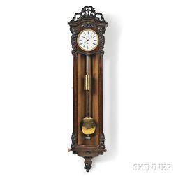 Mayer Year-duration Vienna Regulator Timepiece