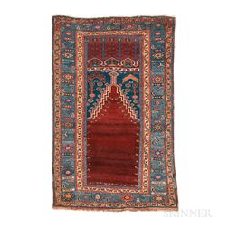 Ladik Prayer Rug
