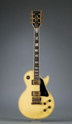 American Electric Guitar, Gibson Guitars, Nashville, 1983, Model Les Paul Custom
