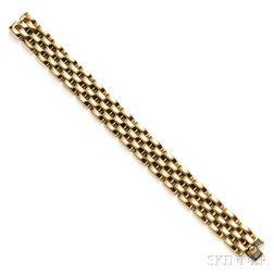 18kt Gold Bracelet, Cartier