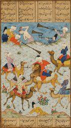 Illustrated Folio Manuscript