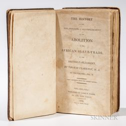 The History of the Rise, Progress, and Accomplishment of the Abolition of the African Slave-Trade by the British Parliament, Vol. II, b