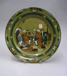 Buffalo Pottery Deldare Ware