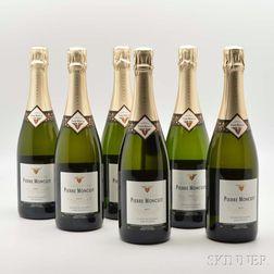 Pierre Moncuit Blanc de Blancs NV, 6 bottles