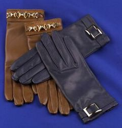 Two Pairs of Lady's Leather Gloves