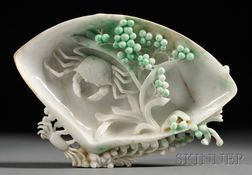 Jadeite Carving