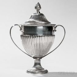 George III Sterling Silver Covered Cup