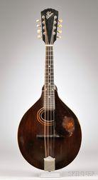 American Mandolin, Gibson Mandolin-Guitar Company, Kalamazoo, c. 1916, Style A2