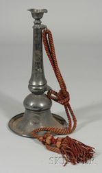 Silver-Plated Fire Trumpet