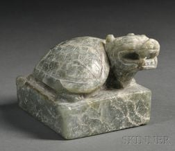 Soapstone Seal