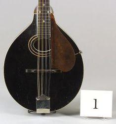 American Mandolin, Gibson Mandolin-Guitar Company, Kalamazoo, 1924, Model A-2
