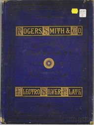 Rogers, Smith & Co. Electro Silver Plate   1878 Catalog