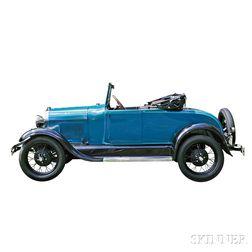 1928 Model A Roadster