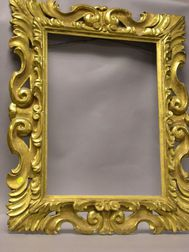 Continental Giltwood Mirror.