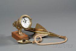 Brass Ship-Log by Thomas Walker & Son Ltd.