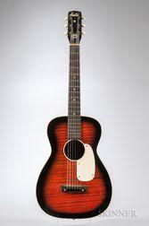Stella H931 Acoustic Guitar, c. 1965.