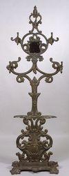 Victorian Cast Iron Hall Tree