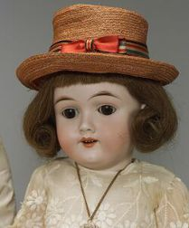 Max Handwerck Bisque Head Doll