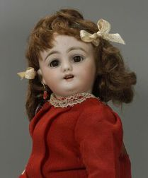 Simon Halbig DEP Bisque Head Doll