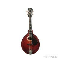 Gibson Style A-4 Mandolin, 1916