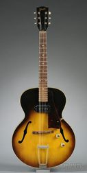 American Electric Guitar, Gibson Incorporated, Kalamazoo, c. 1956, Model ES-125T