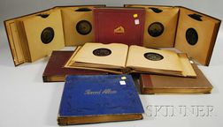 Eighty-six Duke Ellington and Associates Victor/RCA/His Master's Voice 78 RPM   Records
