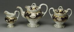 Rockingham Porcelain Tea Service