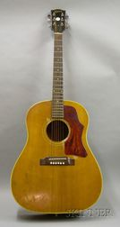 American Guitar, Gibson Incorporated, Kalamazoo, 1956, Model J-50