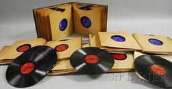 Seventy Duke Ellington and Associates Columbia and Vocalion 78 RPM Records
