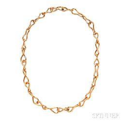 18kt Gold Chain, Angela Cummings