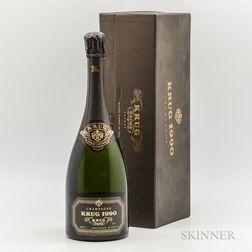 Krug 1990, 1 bottle (pc)