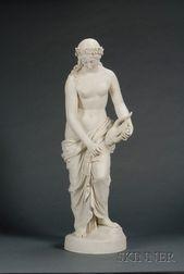 Copeland Parian Figure
